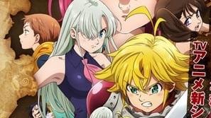 Nanatsu no Taizai 3: Kamigami no Gekirin Episódio 06
