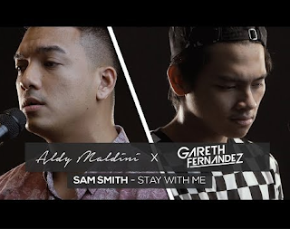 Aldy Maldini ft. Gareth Fernandez STAY WITH ME (by Sam Smith) Mp3