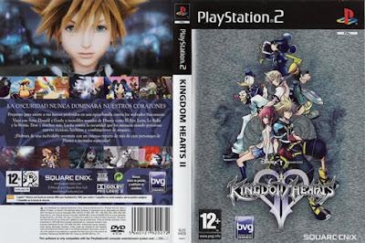 Descargar Kingdom Hearts II para PlayStation 2 en formato ISO región NTSC y PAL en Español Multilenguaje Enlace directo sin torrent. Es secuela directa de Kingdom Hearts: Chain of Memories. Apenas un mes después de su salida logró vender más de un millón de copias en Norteamérica, convirtiéndose en el segundo juego más vendido del año 2006.