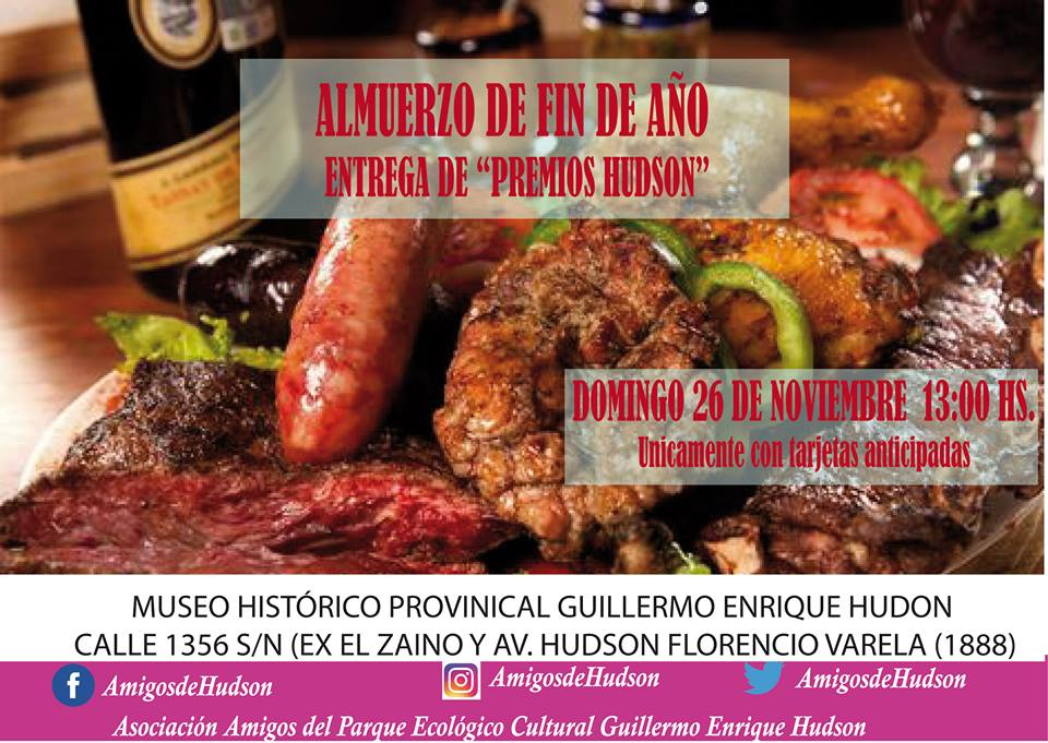 Museo Histórico Provincial Guillermo Enrique Hudson Blog De