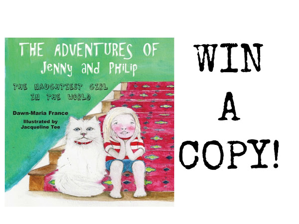 WIN A Copy of THE ADVENTURES OF JENNY AND PHILIP: The Naughtiest Girl in the World {Children's Book}