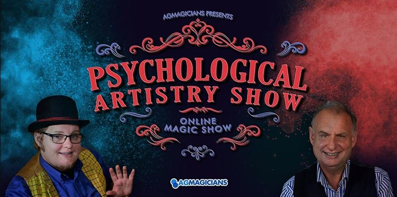 online event with psychological magic