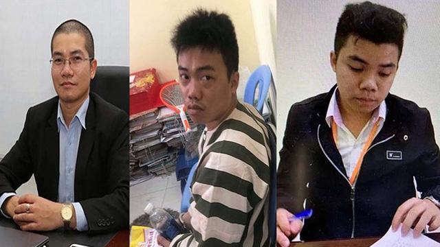 Ba anh em Luyện đều bị khởi tố, tạm giam