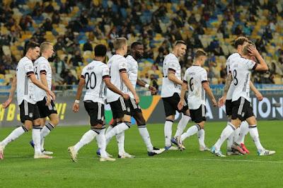 ملخص واهداف مباراة المانيا وسويسرا (3-3) دوري الامم الاوروبية