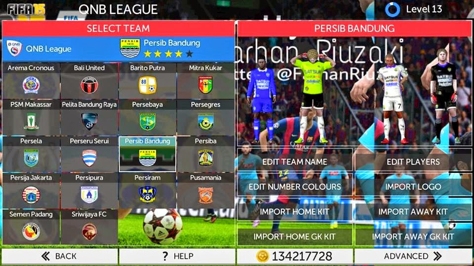 first touch soccer kits badges | PT  Sadya Balawan