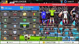 First Touch Soccer FTS15 Mod Apk