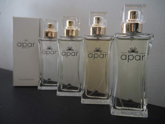Apar - odpowiedniki perfum, czyli nie musisz przepłacać :)