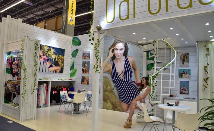 La presencia internacional de Intermoda, evento que se lleva a cabo en Guadalajara, creció la participación del exterior en 25%. (Foto: Intermoda)