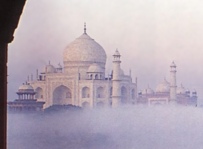 3d Wallpapers For Nokia E63 Cool Images Taj Mahal At Night
