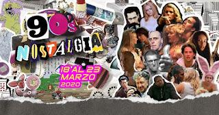 NOSTALGIA Años 90 | Cinemateca de Bogotá