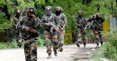 जम्मू में फिर हुआ आतंकी हमला 1 जवान शहीद