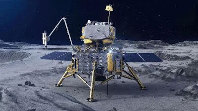 China's Chang'e 5 mission has returned samples from the moon to Earth