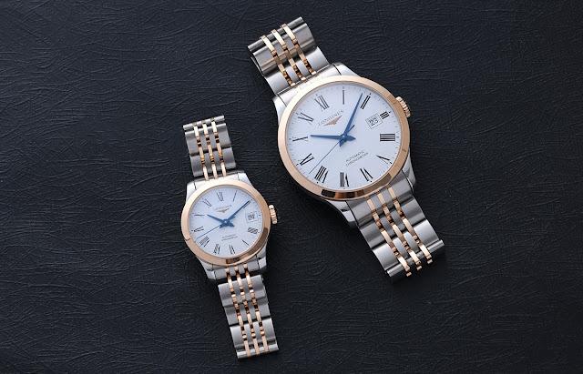 Tasting the Longines Trailblazer - The Longines Record Automatic White Dial Men's Watch Replica
