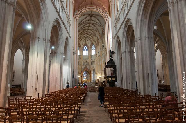 Catedral Quimper Bretaña