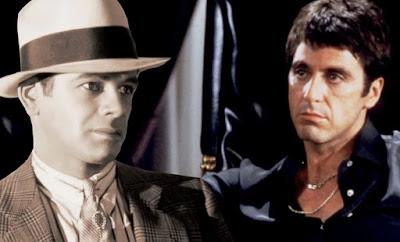 Scarface - Al Pacino & Paul Muni