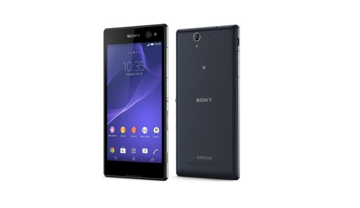 Cara Flashing Sony Xperia C3 Dual D2533 Bootloop / Mati total