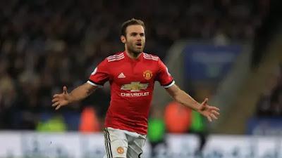 Juan Mata Janji Manchester United Tampil Lebih Baik di Derby Manchester Jilid 2