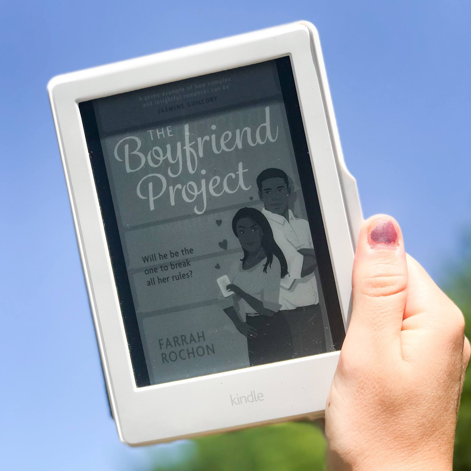 The Boyfriend Project - Farrah Rochon | Spoiler Free Book Review