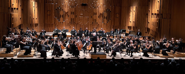 Marios Papadopoulos and the Oxford Philharmonic Orchestra at the Barbican
