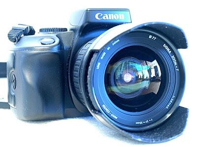 Canon EOS 700QD, AF Sigma Zoom-Gamma 21-35mm F3.5~4.2