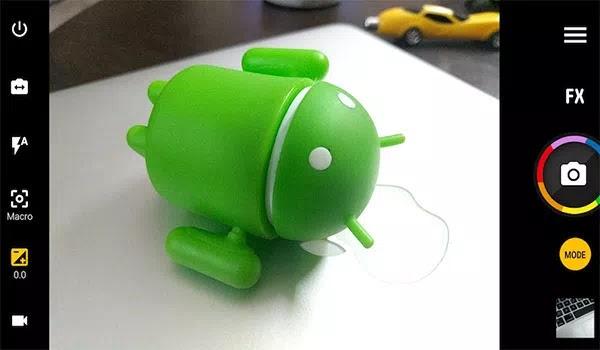 cámaras para android