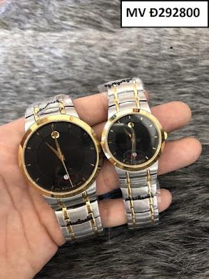 Đồng hồ cặp đôi MV Đ292800