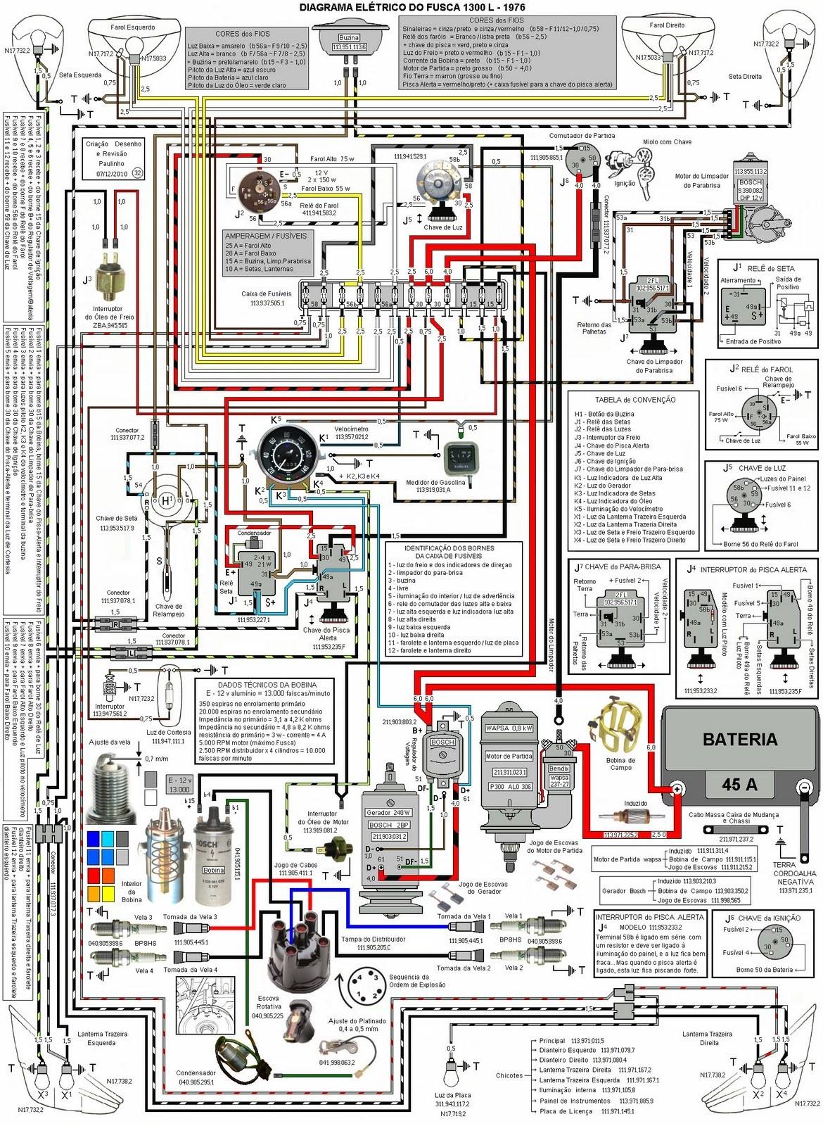 Volkswagen Dune Buggy Wiring Diagram 12 Volt