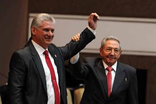 presidente de los Consejos de Estado y de Ministros Cuba