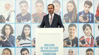 مطار اسطنبول يفتتح معرض صور لشباب سوريين وأتراك..ماهو السبب؟