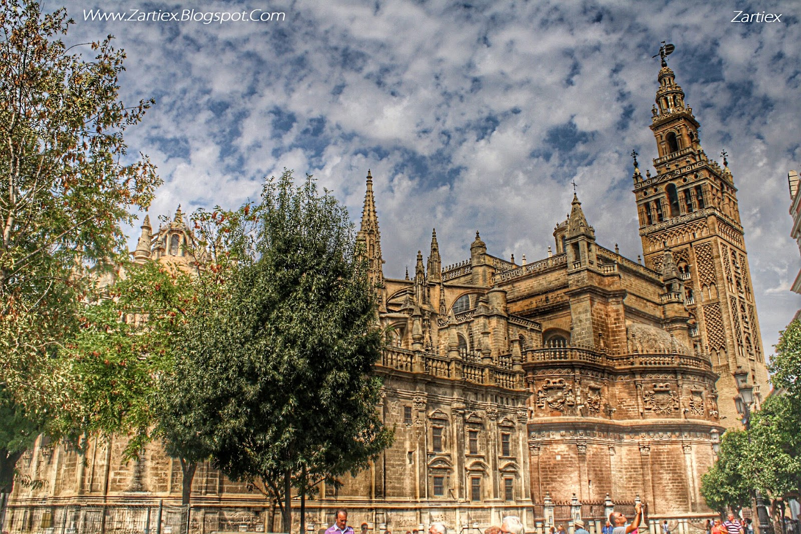 Royalty free images - Photos Sevilla Spain