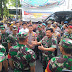 Pastikan Natal Aman, Panglima TNI dan Kapolri Cek Pengamanan Gereja di Semarang