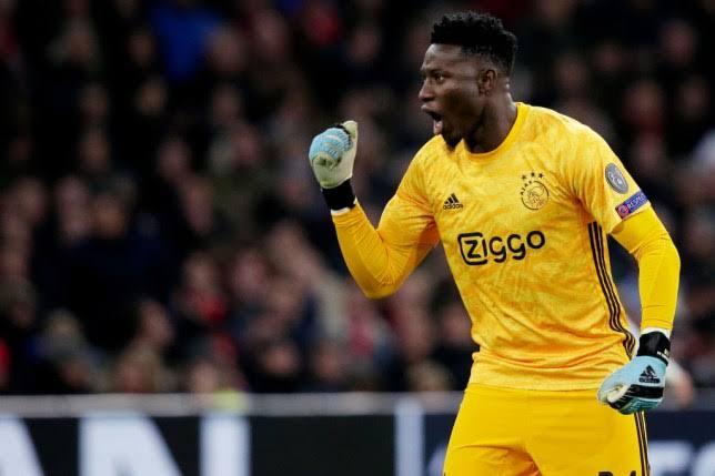 Tottenham Set To Battle Chelsea For Ajax Shot-Stopper Signature
