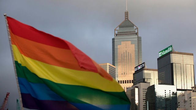Hong Kong's High Court ban on married gay couples unlawful