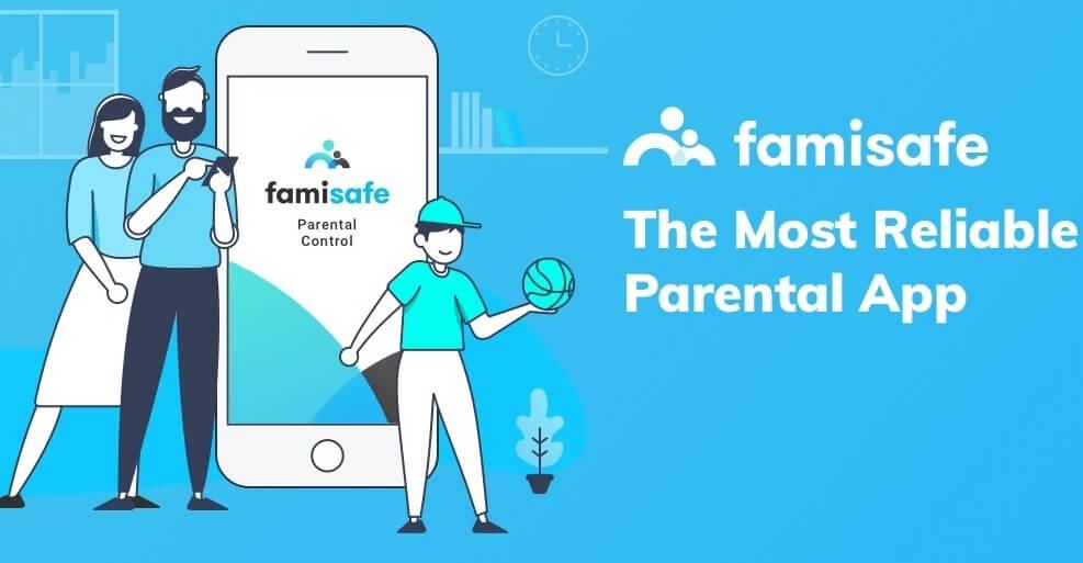 FamiSafe; The Virtual Parent