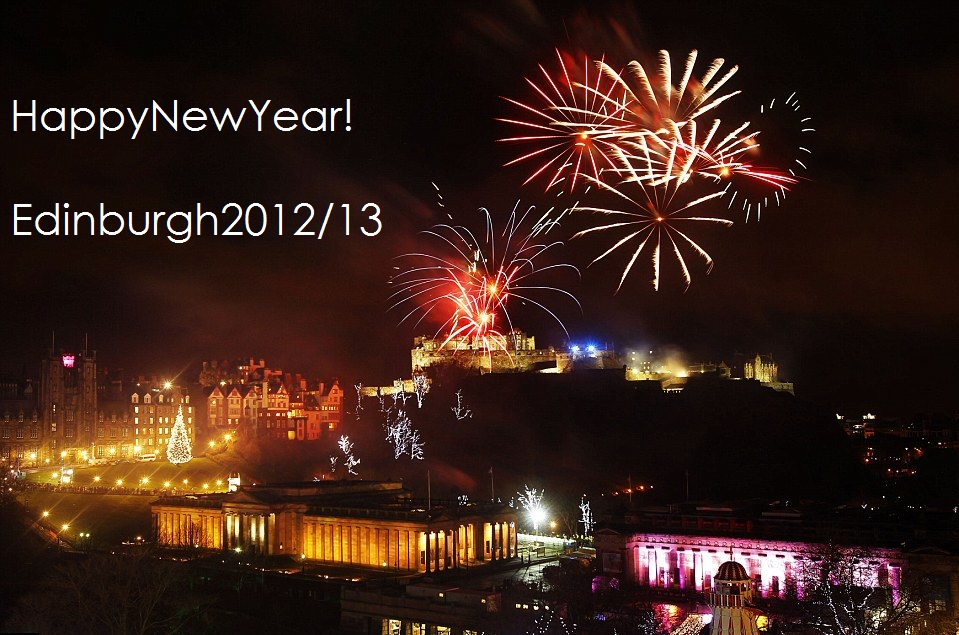 Pretty Little Obsessions   UK Beauty Blog  Happy New Year  Edinburgh     Happy New Year  Edinburgh Hogmanay Street Party