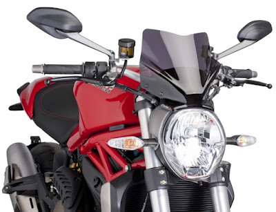 Ducati Monster 821 front look Image