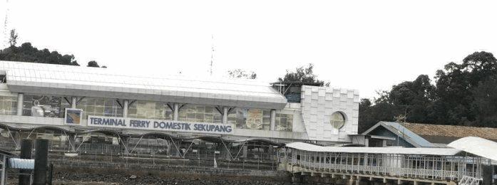 Jumlah Penumpang Mulai Meningkat, Jadwal 3 Kapal di Pelabuhan Ferry Sekupang Batam