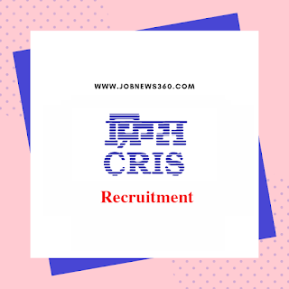 CRIS Recruitment 2019 for Assistant Software Engineers (50 Vacancies)