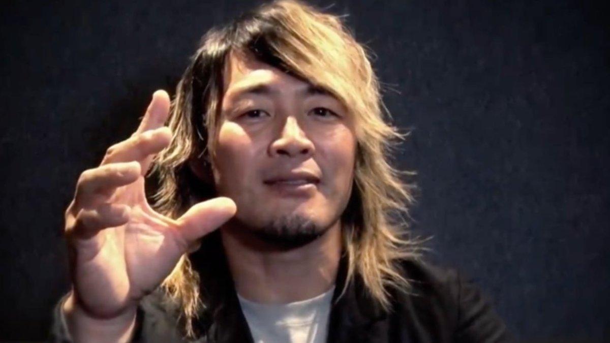 Hiroshi Tanahashi conquista o IWGP US Heavyweight Championship