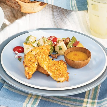 Chicken Tenders With Apricot Sauce Recipe