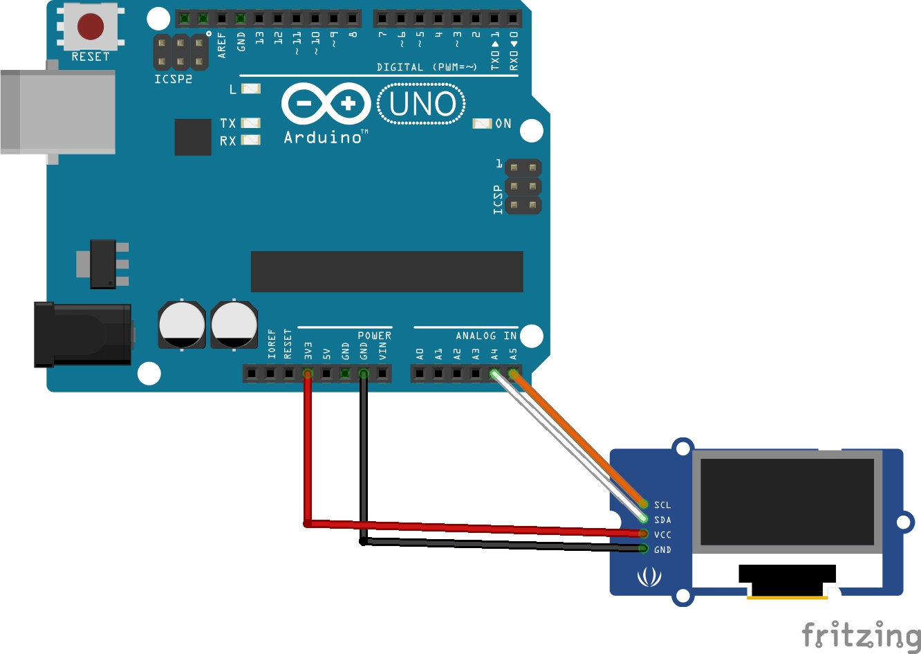 Arduino intermediate oled i2c number font function asfbconference2016 Images