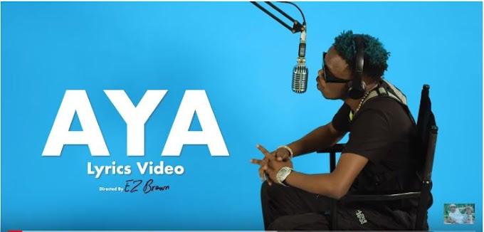 MARIOO - AYA Lyrics Video