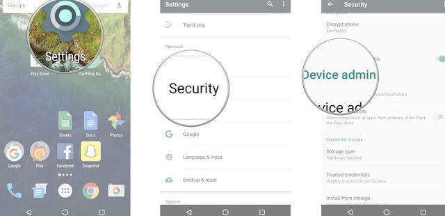Bagaimana Cara Menemukan Ponsel Android Yang Hilang 2