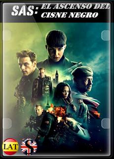 SAS: El Ascenso del Cisne Negro (2021) FULL HD 1080P LATINO/INGLES