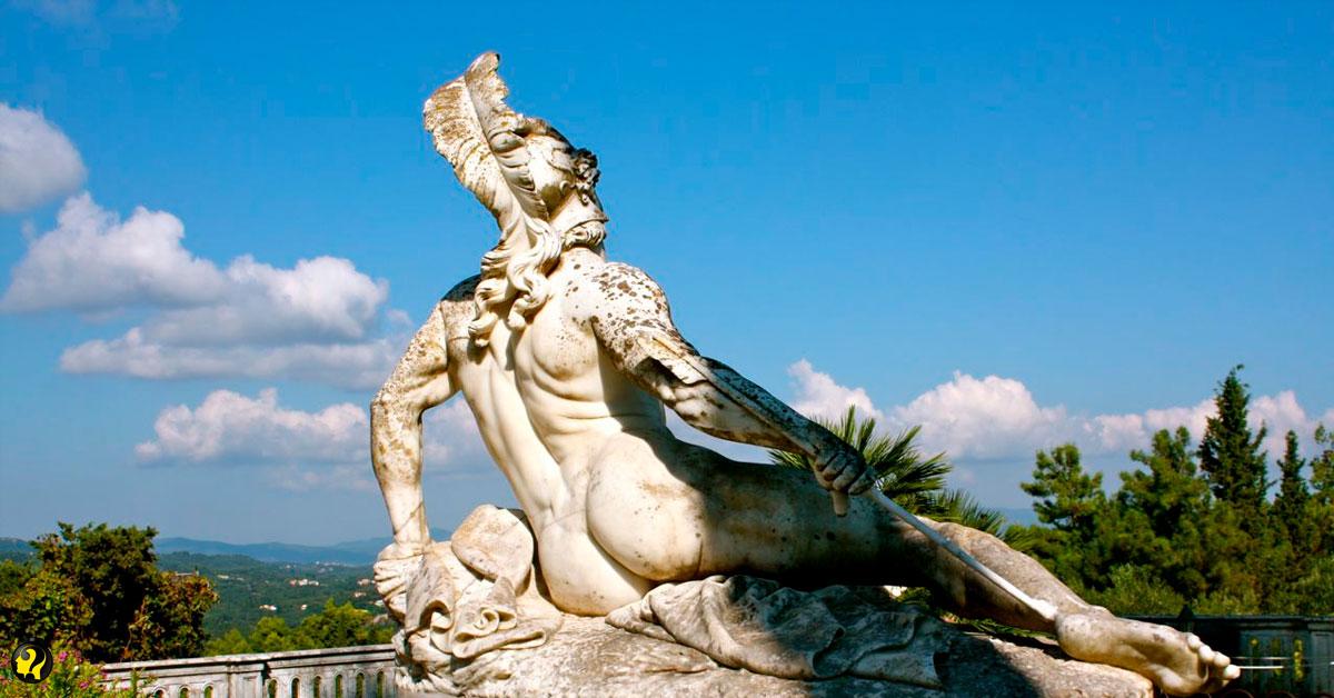 Aquiles  - Deus Grego