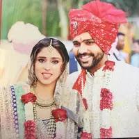 rohit sharma with her wife ritika sajdeh