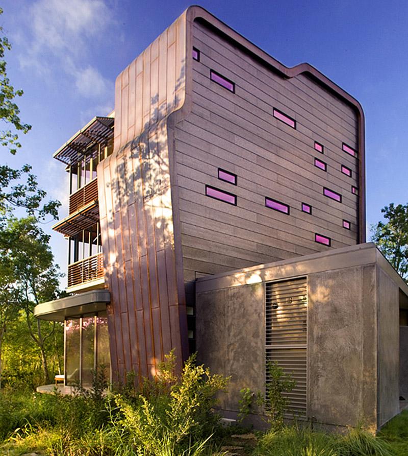 modern guest house design