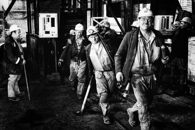 The Last Shift, Haig Pit, Whitehaven