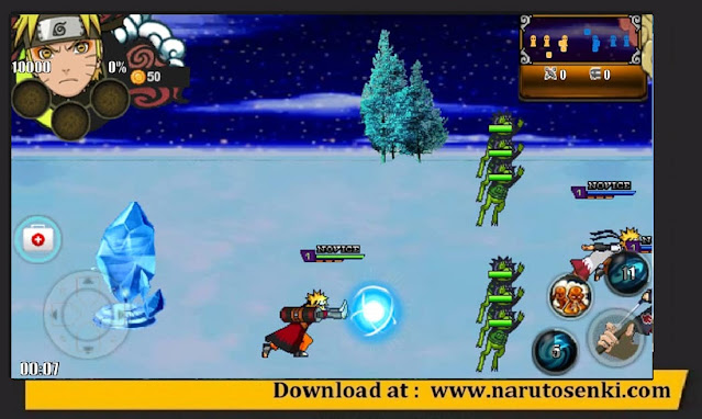Download Naruto Senki Storm 3