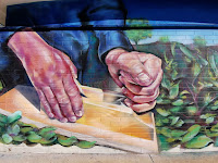 Canberra Street Art | Rivett mural by John VOIR